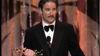 Kevin Kline winning Best Supporting Actor