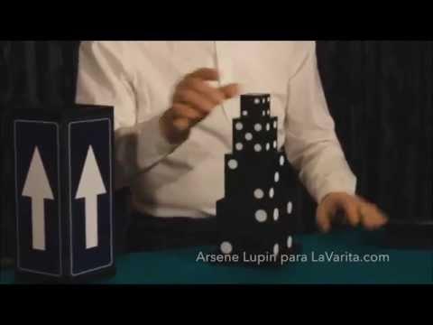 Pirámide de dados by Arsene Lupin video