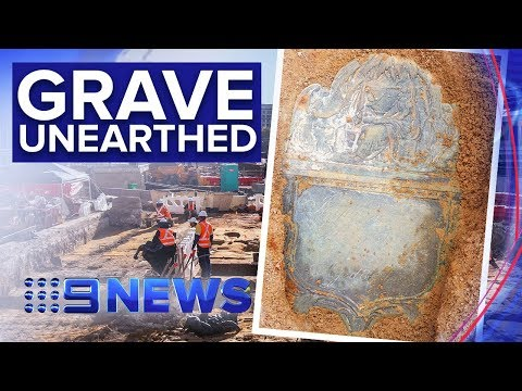 Man's Remains Found Under Sydney's Central Station | Nine News Australia