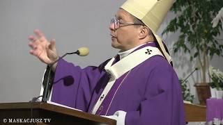 Abp Grzegorz Ryś na I Niedzielę Wielkiego Postu