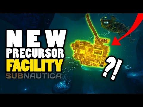 Subnautica - WE FOUND A SECRET PRECURSOR EMPEROR FACILITY? REACHING THE CURE! - Subnautica Gameplay