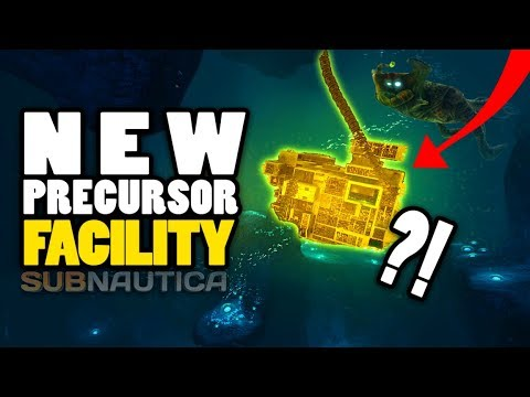 Subnautica - MAJOR LOST RIVER CHANGES, FACILITY CHANGES,  REACHING THE CURE! - Subnautica Gameplay