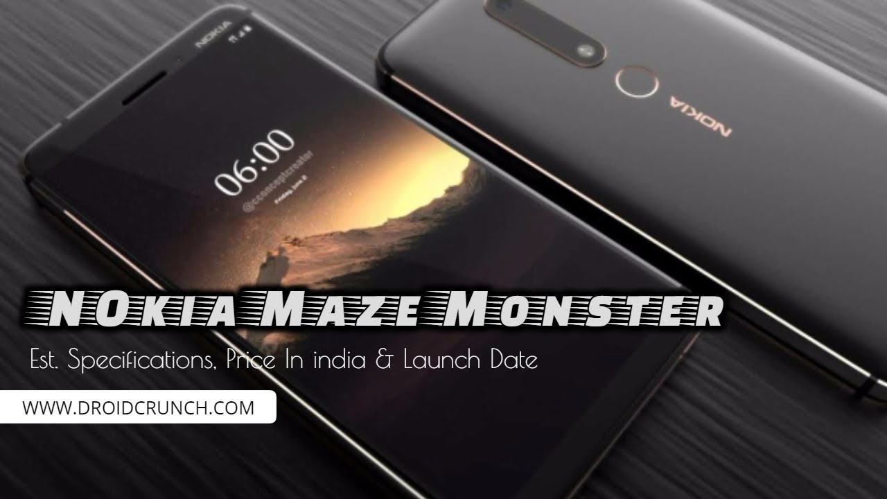Nokia Maze 2018 Price in Pakistan, Detail Specs - Hamariweb