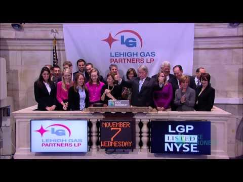 Lehigh Gas Partners