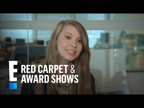 Why Did Bindi Irwin's Boyfriend Jump on a Crocodile? | E! Live from the Red Carpet