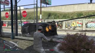 GTA V Online Master Data (Lester Mission) Glitch