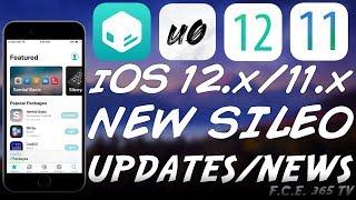 iOS 12.1.2 / 12 / 11 SILEO (LEGIT CYDIA ALTERNATIVE) UPDATES & NEWS + Unc0ver Support Coming thumbnail