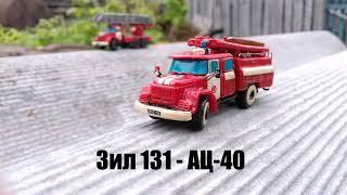 Урок.  Как сделать АЦ-40 (130) 63 Б  из пластилина! Автоцыцтерна из пластилина!