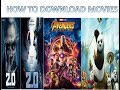 How To Download (Animated/Hollywood/Bollywood) Blu-ray Movies In Hindi Dubbed