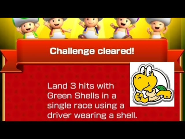 Mario Kart Tour How To Land 3 Hits With Bob Ombs In A