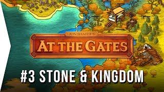 Jon Shafer's At The Gates ► #3 Stone & Kingdom - 4X Strategy Gameplay - [Gamer Encounters]