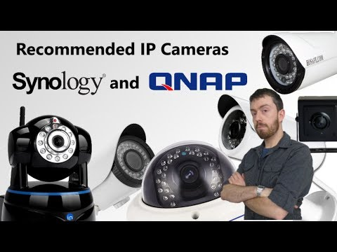 Choosing the Right IP Camera for your Synology NAS or QNAP NAS - Reolink Recommended IP Cams
