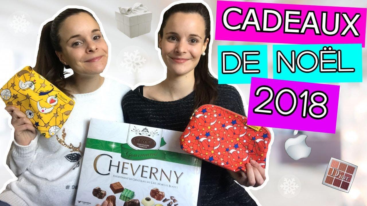 Haul Nos Cadeaux De Noël 2018