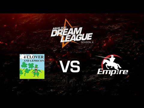 Empire vs 4CL - DreamLeague S4 - Phase 2 LB - G4