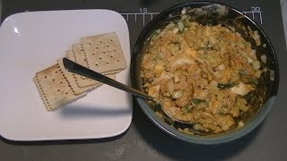 Tuna and Crackers Thumbnail