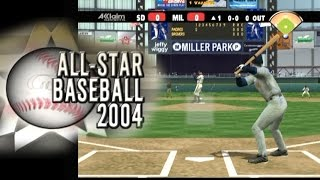 All-Star Baseball 2004 ... (PS2)
