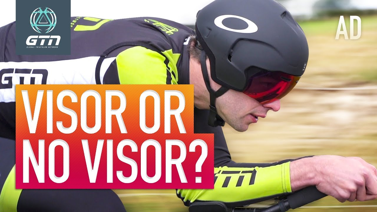 new product info for 2018 shoes What's The Best Aero Helmet Set Up For Triathletes? | Visor Vs No ...