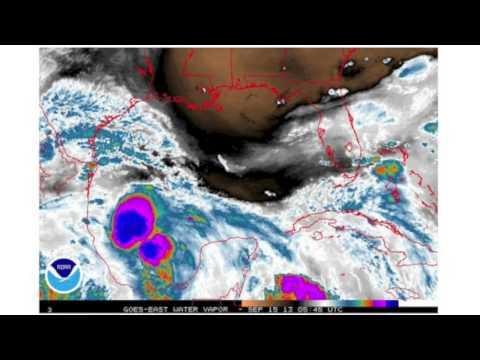 4MIN News September 15, 2013: Earth Wobble, Organic Meteor, Spaceweather