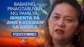 Repeat youtube video Babaeng Ipinagtabuyan ng Pamilya, Ibinenta Pa ang Katawan Para sa Droga