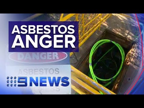 "NBN Insists Exposed Sydney Pits Containing Asbestos ""isolated Incident"" 
