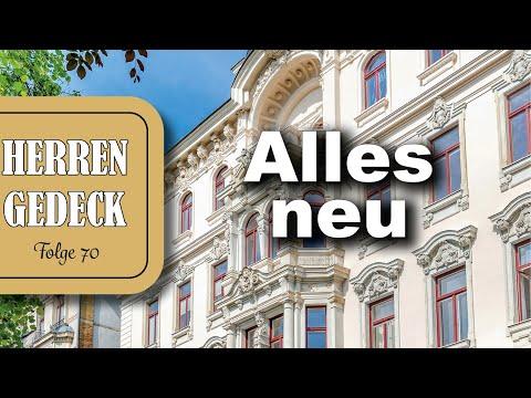 Bauboom, Denkmalschutz und Binsenweisheiten (Herrengedeck 71)