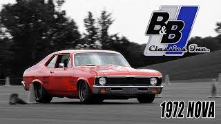 B&B Classics Inc. 1972 Nova - VIR Autocross