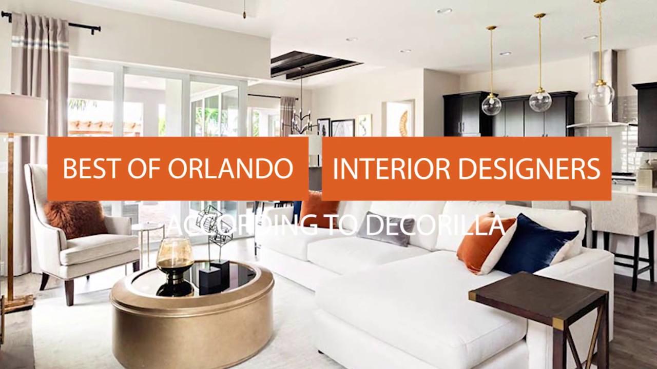 Top 10 Orlando Interior Designers