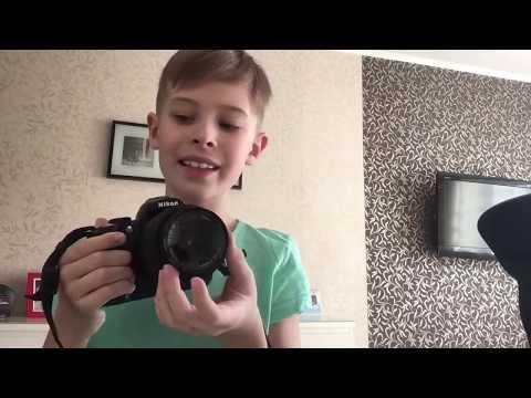 Обзор камеры Nikon D5000