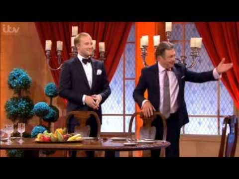 The Alan Titchmarsh Show - Downton Dining
