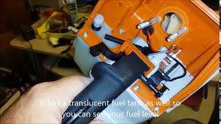 Stihl MS660 Clone FarmerTec Huztl Chainsaw Parts Build Kit Description