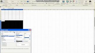 1 урок быстрого обучения программы Excel