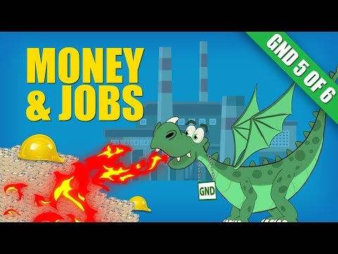 Green New Deal: Money and Jobs - YouTube