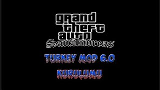 Gta:San Andreas Türkish City Mod Kurulumu