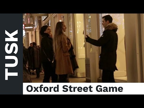 Daygame on Oxford Street and Approaching Women in High Pressured Situations | Tusk Transformation