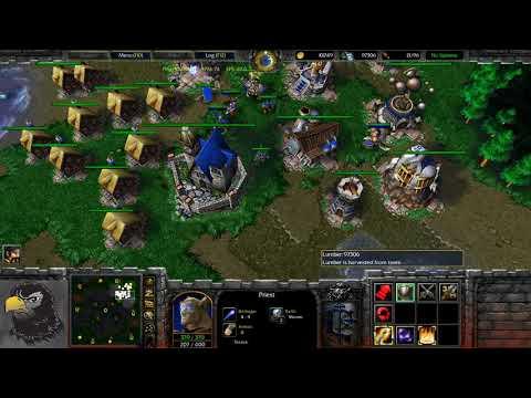 Базовый гайд для новичков Warcraft III (за альянс) Особенности юнитов.