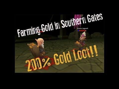 Arcane Legends | Gold Farming Tips | 6K - 10K Gold! In Just 5 Minutes!