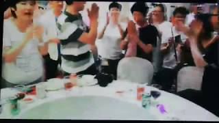 多謝Yan姐提供影片 -生日歌For 標哥 + 熱情的沙漠 -- Fans龍庭華宴聯歡 190425Yan
