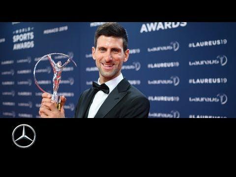 Laureus World Sports Awards 2019 | Highlights