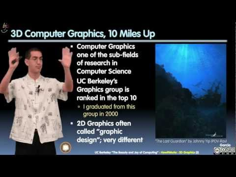 BJC Lecture 2: 3D Graphics [1080p HD]