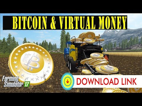 Very Very Bitcoin Money Baling Mod & Virtual Money & Download Link , Farming Simulator