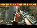 10 FIRST PERSON SHOOTER Games That Shouldn't EXIST