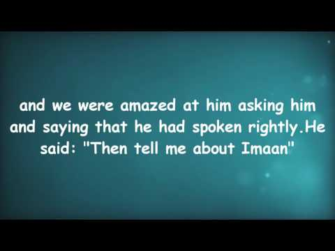 An-Nawawi's 40 hadith #2