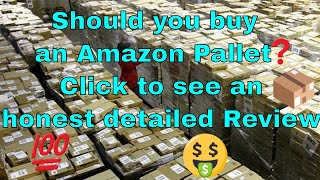 Pallet buying for eBay? Experiment buying $887 Pallet! Worth it? RustedRaccoon Episode 131