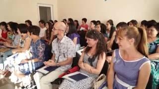 Образовательный учебный центр Gaudeamus, вручение дипломов