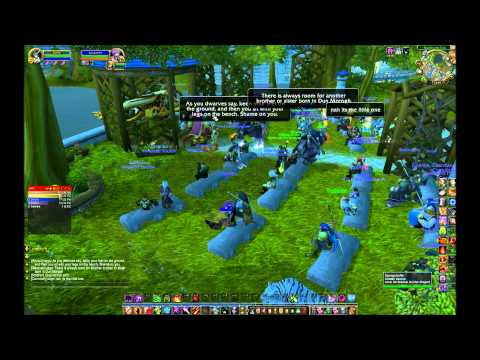 World of Warcraft: Marriage event - Stormwind City