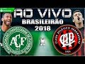 Video Gol Pertandingan Parana Clube vs Chapecoense-SC