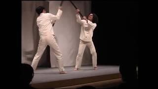 ラーメンズ第6回公演『FLAT』より「棒」 この動画再生による広告収入は...