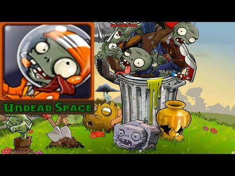 Plants vs. Zombies - Achievement - Undead Space (Android Gameplay HD) Ep.74