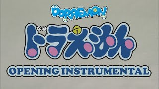 Opening Doraemon - Instrumental (Karaoke) HQ