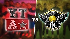 FREEKICKERZ vs. YOUTUBE ALLSTARS - BENEFIZ FUßBALLSPIEL - LIVESTREAM 2019